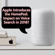 apple homepod on a shelf